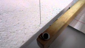 Máy cắt mút xốp